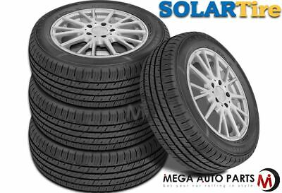 4 x Solar 4XS+ 215/55R16 93H All Season Performance 45K Mileage Tires