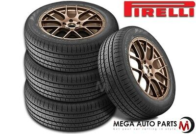 4 Pirelli Scorpion Verde All Season A/S 265/50R20 107V Jeep Grand Cherokee Tires