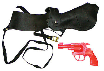 Shoulder Holster With Gun  Costume Accessories Bb Gun Accessories