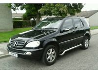 MERCEDES MLC270 AMG TD VGC SELL OR SWAP CASHETHER WAYSWAPS WHY