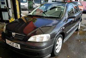 Vauxhall Astra 1.9 Diesel 12 mot Icars L7 0LD