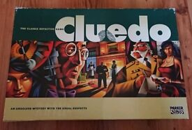 Cluedo - Complete, Boxed