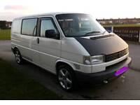 VW T4 2.5 TDI SWB Campervan 2003 fully converted TAILGATE VERSION