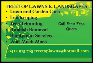 Lawn Mowing From $30 Mount Gravatt Brisbane South East Preview