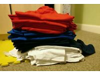 About 45 Fruit of the Loom Original T Shirts BRAND NEW