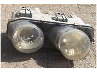 HONDA INTEGRA TYPE R DC2 UKDM FRONT HEADLIGHTS 98