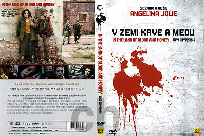 In The Land Of Blood And Honey (2011) - Angelina Jolie, Zana Marjanovic  DVD (In The Land Of Blood And Honey)