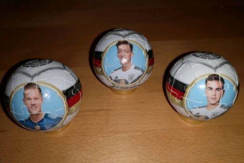 3D Puzzles DFB PUZZLEBALL WM 2018 von Ravensburger