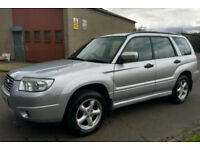 2007 SUBARU FORESTER X 4X4 ESTATE- 15 STAMPS