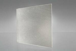 PRISMATIC ACRYLIC DIFFUSER SHEET 1190X590. 4mm Glenwood Blacktown Area Preview