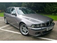 BMW E39 530I M Sport Automatic Sports Tourer