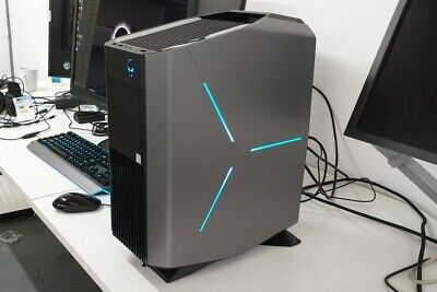 Dell Alienware Aurora R8 Desktop i7-9700, 2060 SUPER 8GB, 16GB RAM, 1TB NVME