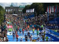 Run For Concern - The Berlin Marathon 2017