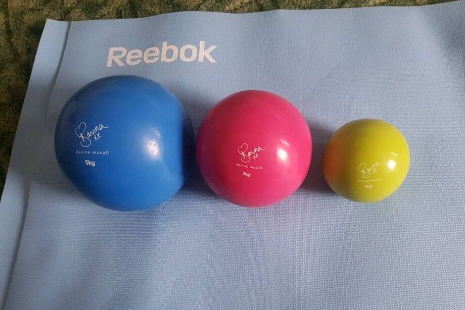Exercise weights reebox mat push up handles.. exercise multiple gym 6 pack equipment bargain
