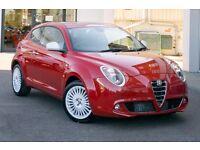 Alfa Romeo MITO HATCHBACK 3-DOOR 875 (105bhp) TB Twinair Junior 3dr
