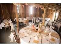 Rustic Barn for function hire. Perfect for weddings.