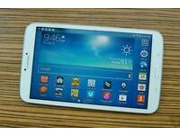 L@@K**Samsung galaxy tab 3 for sale in mint condition!**fully working **Bargain £50**ipad**android**