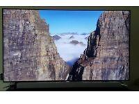 Samsung 55 inch television.
