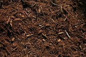 Treated Wood Bark / Mulch / Chippings / Soil Topping (Free Delivery)