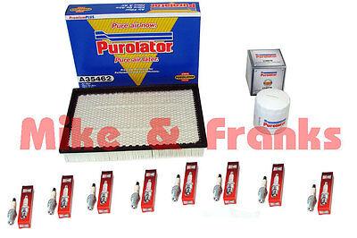 Luftfilter Ölfilter Zündkerzen 4,7L Dodge Ram 1500 02-07 Filter Kerzen