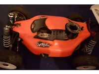 RC hpi trophy 3.5 buggy ⚡
