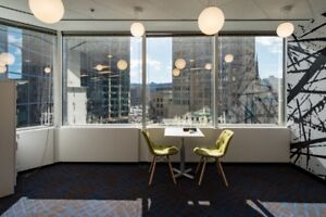 REGUS NOW OPEN IN HAMILTON - SECURE YOUR NEW OFFICE TODAY!