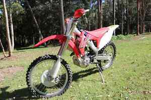 2011 Honda CRF250R Galston Hornsby Area Preview
