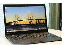 Lenovo ThinkPad X1 Carbon Touch Signature Edition. 5th gen i7 8gb 256gb ssd1