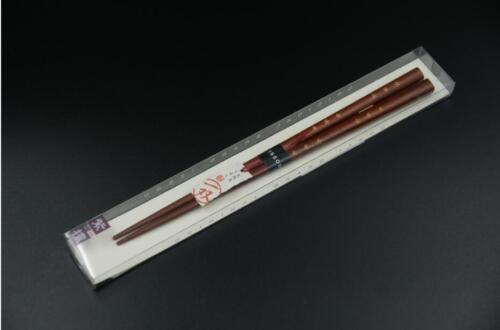 ISSOU High-quality chopsticks wood Fragrant olive 21cm Rosewood Ishida Japan