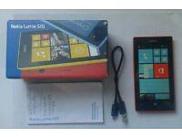 *Mint* Nokia 520 (O2, Giffgaff, Tesco) smartphone windows touchscreen mobile