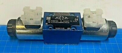 R978017832 Bosch Rexroth Hydraulic Directional Control Valve New