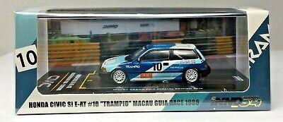 INNO64 C7 1/64 HONDA CIVIC Si E-AT #10 TRAMPIO MACAU GUIA RACE 1986 T.TSUTSUMI na sprzedaż  Wysyłka do Poland