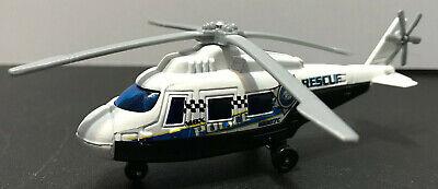 Matchbox 2007 Mattel Police Rescue Helicopter M0199 Mattel