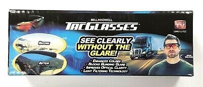 Bell + Howell Tac Military Style Glasses Sports Sunglasses Storage (Tac Sunglasses)