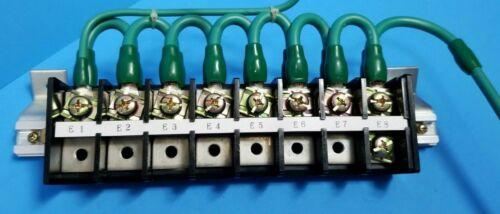 (N) YOSHIDA / DIN Rail Mounted Terminal Block / KTV125 600V, 125A (B111)