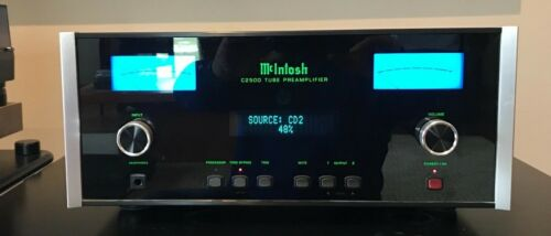 Mcintosh C2500 Tube Preamplifier