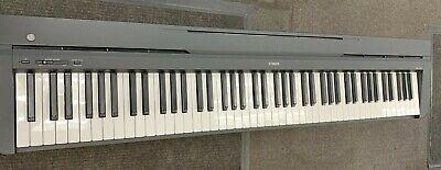 YAMAHA P-45 88 Weighted Keys Digital Piano With Yamaha L85 Furniture Stand P11
