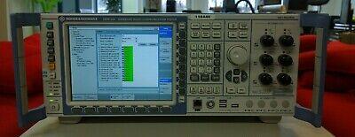 Rs Cmw500 Wideband Radio Communication Tester