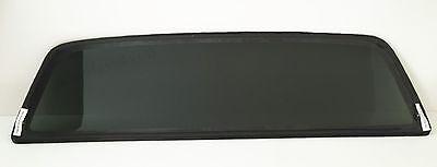 For 00-06 Toyota Tundra 2&4 DR Pickup Back Glass Rear Window Stationary Dark
