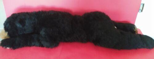 LARGE Plush Wild Black Bear - Body Pillow Perhaps