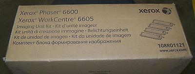 New ! Genuine Xerox Phaser 6600DN 6600N 6605 6605DN 6605N Imaging Unit 108R01121