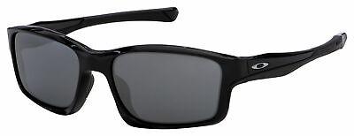 Oakley Chainlink Sunglasses OO9247-01 Polished Black | Black Iridium Authentic