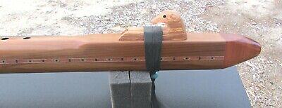 44 - Native American Flute  -  Western Cedar  - Key of low C