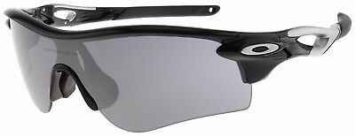 Oakley Radarlock Path Sunglasses OO9206-01 Polished Black | Black Iridium | Asia