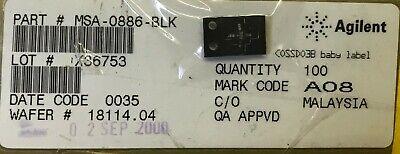SOT-363-6 24.4DB 5X NXP BGA2817,115 MMIC RF AMP 2.2GHZ