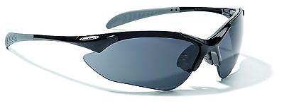 Alpina Sonnenbrille Fahrradbrille Tri-Quatox Kunststoff inkl. 3 Wechselscheiben