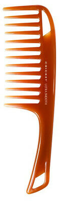 Cricket Ultra Smooth Hair Detangler Comb infused with Argan Oil