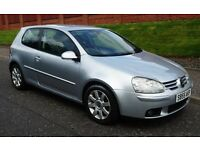 IMMACULATE Volkswagen Golf 2.0 GT Tdi 6speed *12 months MOT / Full service history / HPI clear*