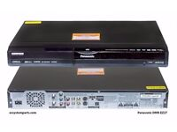 PANASONIC DMR-EZ27 DVD RECORDER