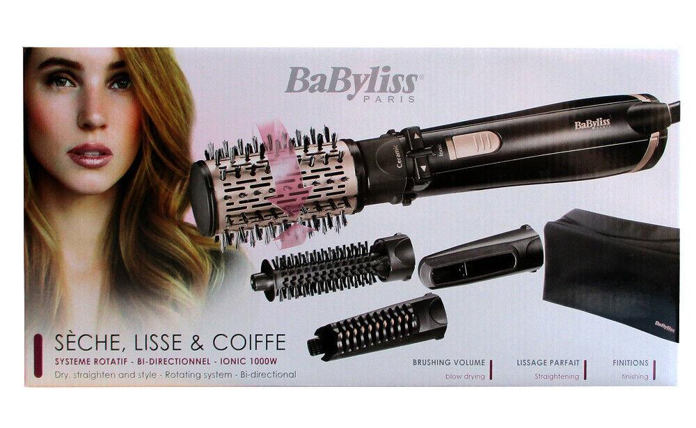 BaByliss AS200E Brush & Style Warmluftbürste, Nachfolgemodell von BaByliss 2735E